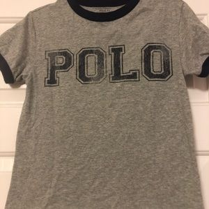 Boys Polo Ralph Lauren Varsity Style T-shirt